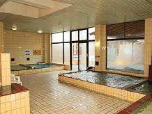 別名美人の湯を使用した光明石の天然鉱石温泉